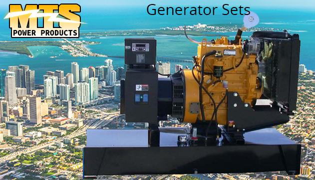 Diesel Generators Miami