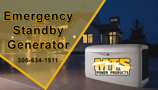 Emergency Standby Generators