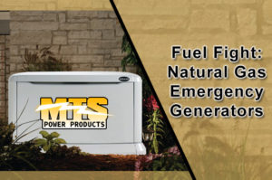 Natural Gas Emergency Generator