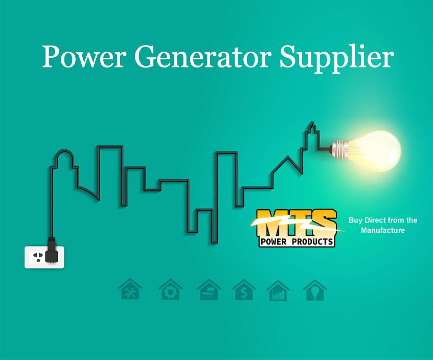 Power Generator Supplier