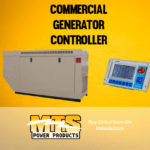 Commercial Generator Controller