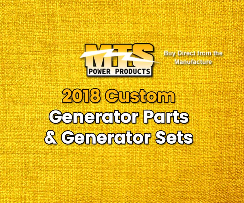 Generator Parts 2018