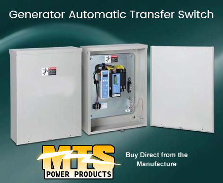 Generator Automatic Transfer Switch - MTS Power Products