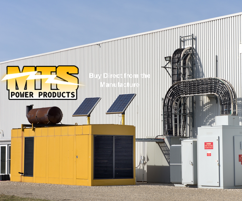 Commercial Generator Suppliers