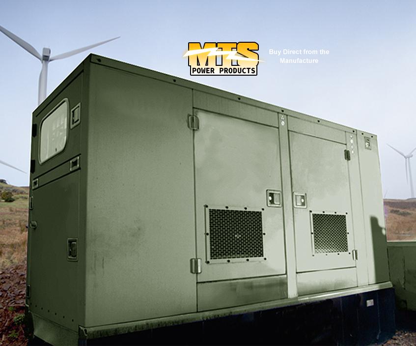 Generator Set Manufacturers