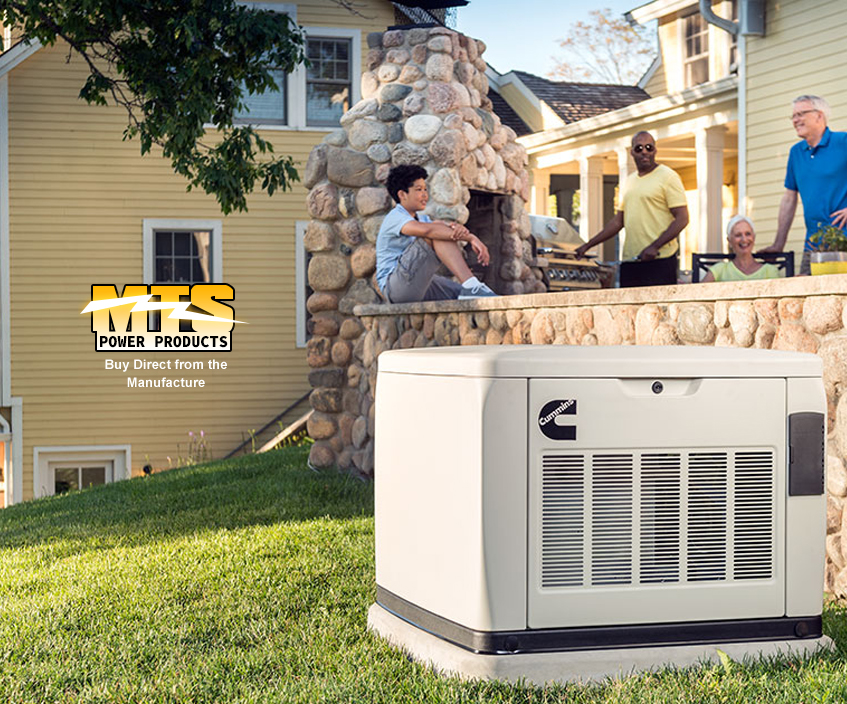 House Generators Natural Gas