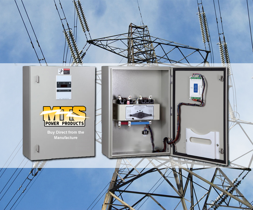 Generator Transfer Switch Archives - MTS Power Products