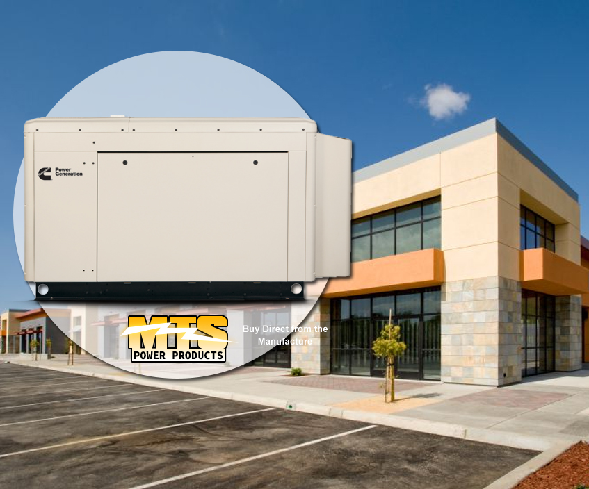 Backup Commercial Generator Miami
