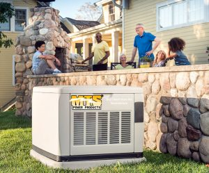 Natural Gas Generator For Homes