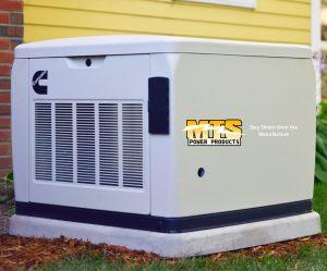 Propane Backup Generator