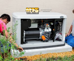 Standby Generator Natural Gas