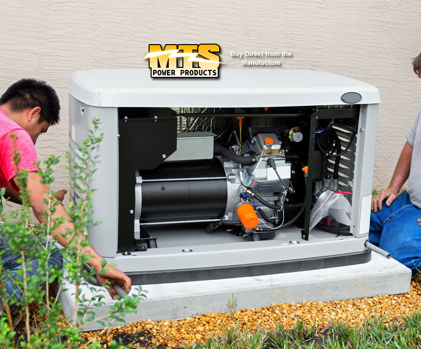Standby Generator Natural Gas