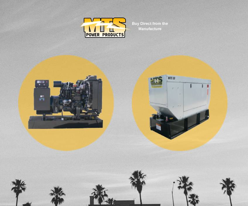 Generator Dealers Florida