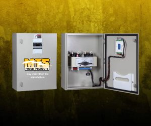 Generator Transfer Switch Kit