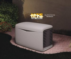 Home Natural Gas Generator