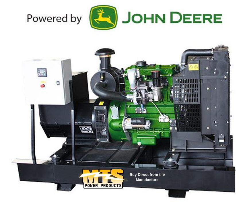 John Deere Gen Sets