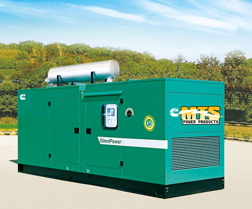 Generator Sets 2020