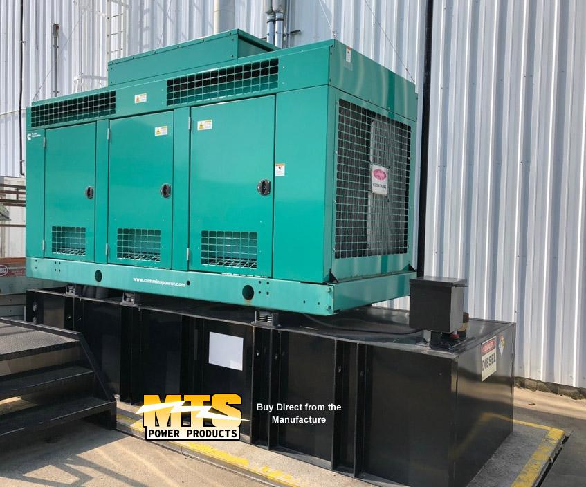 Commercial Generator 2020