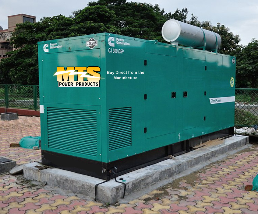 Commercial Generators 2020