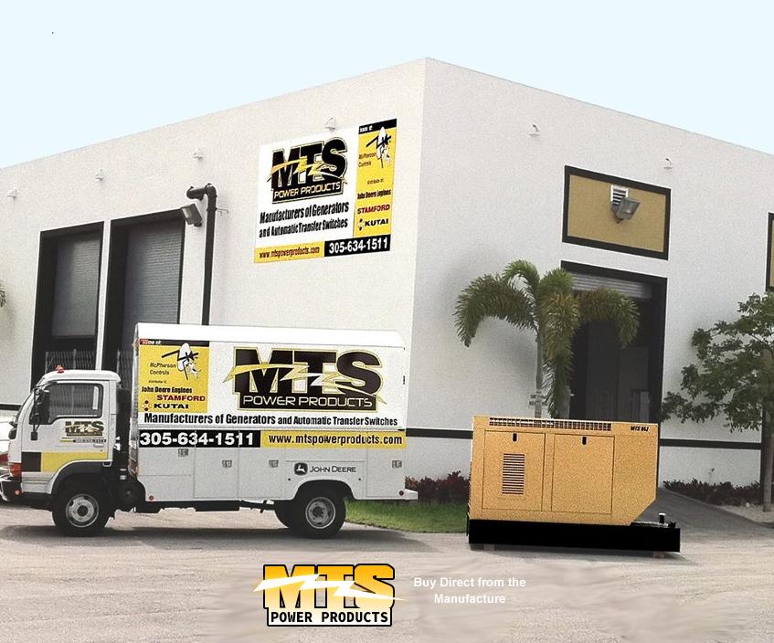 Commercial Generators Miami FL
