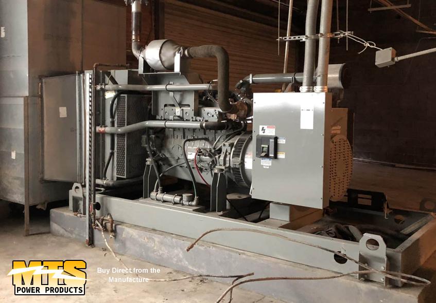 Voltage Regulator for Generators