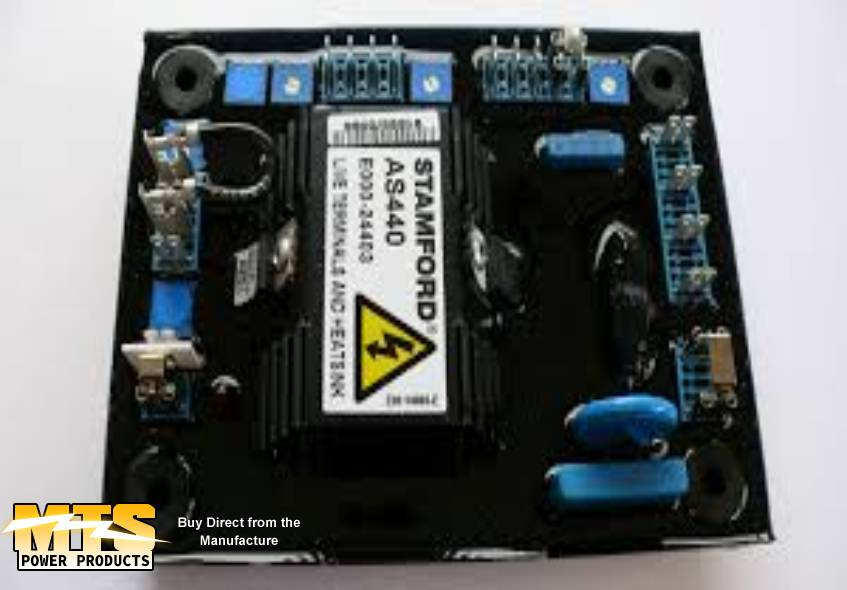 Commercial Generator Voltage Regulator