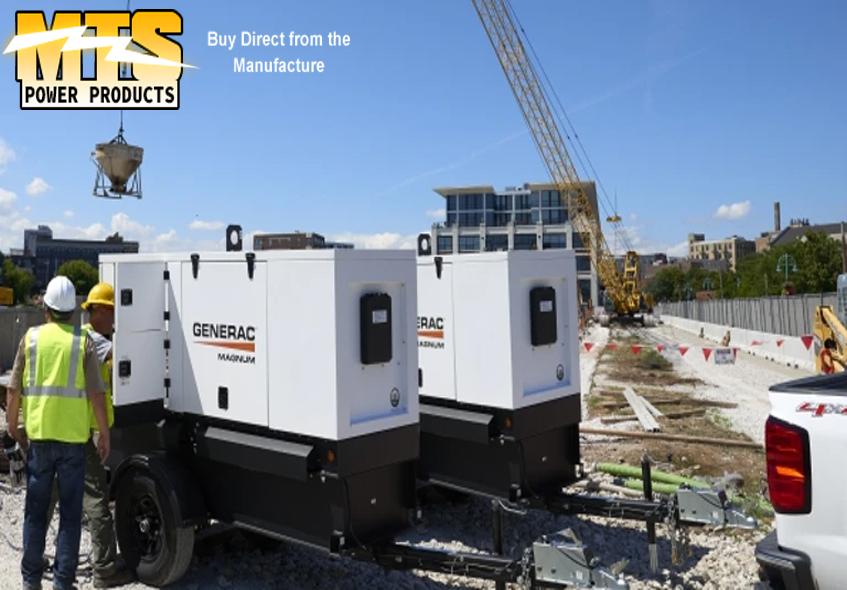 Construction Site Generators