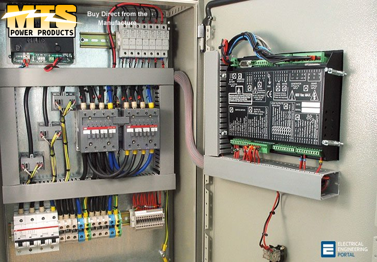 Automatic Transfer Switch Controls
