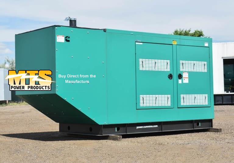 Natural Gas Emergency Generators