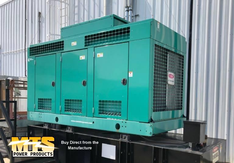 Commercial Generators 2021