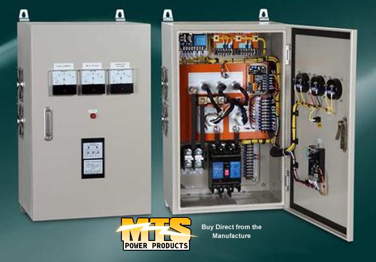 Automatic Voltage Regulation for Generators